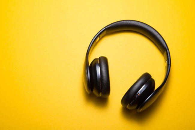 heaphones for music
